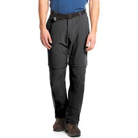 Maier Sports Tajo - Pantalones de Trekking Hombre - negro
